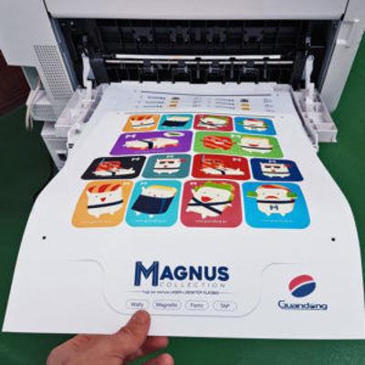 Slika za Guandong Mr. Magnus - Magnet White PET sheets A3 plus