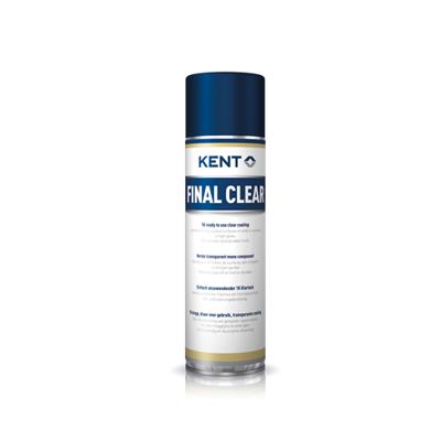 Slika za Kent prozirni lak u spreju