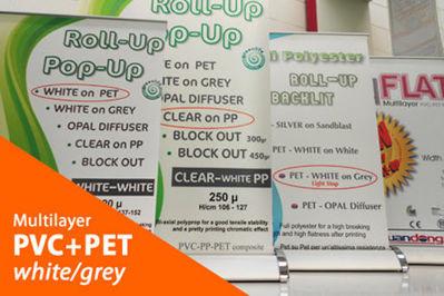 Slika za Guandong Roll Up - Multilayer PVC+PET