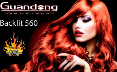 Slika za Guandong Intercast Premium Banner, Backlit