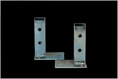 Slika za SIGNax Totem, vezni kutevi (lijevi + desni) za totem TM-100