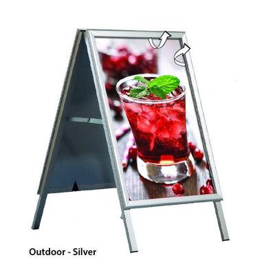 Slika za M&T Displays A stalak - ECO Outdoor