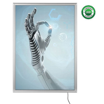 Slika za M&T Displays klik-klak okviri LED - Best Buy LEDbox