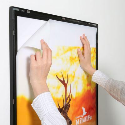 Slika za M&T Displays klik-klak okviri LED - LEDbox Magneco