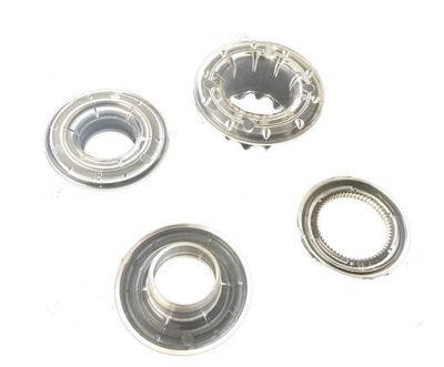 Slika za Flexa prozirni plastični prsteni