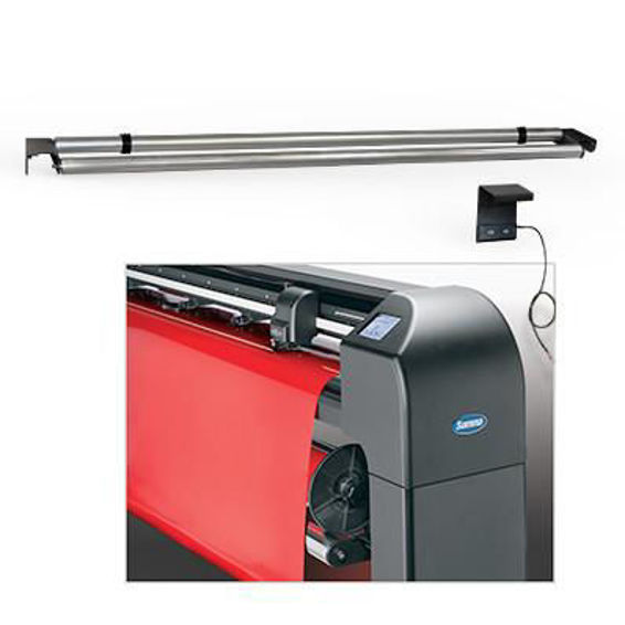 Slika za Summa Roll-up System for S2140 with one pair of core holders (395-369)