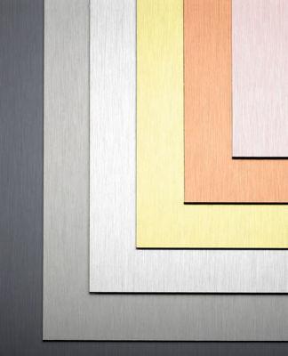 Slika za DIBOND® Butlerfinish aluminijske kompozitne ploče