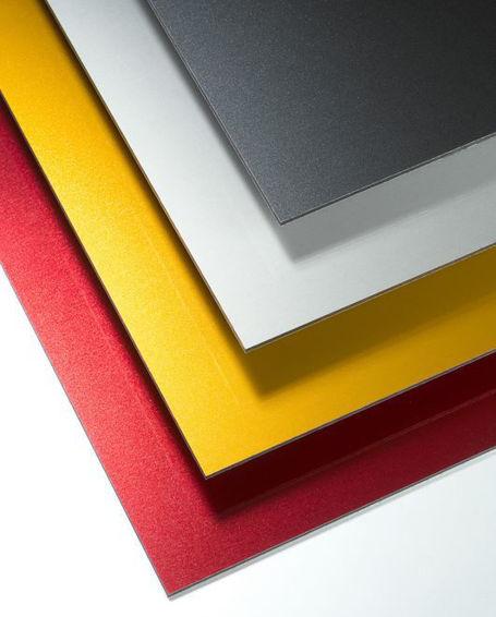 Slika za DIBOND®metallics aluminijske kompozitne ploče